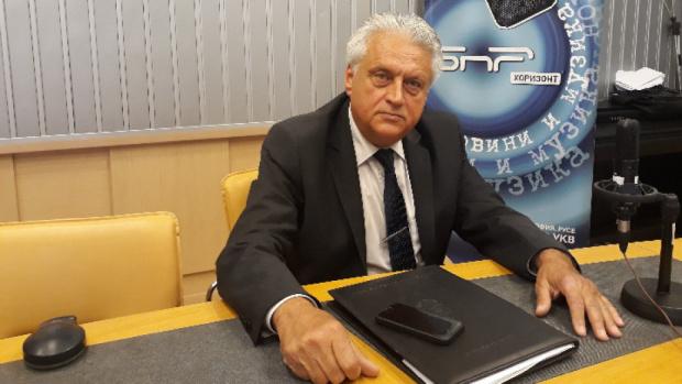 Бойко Рашков аргументира промените в МВР и разкри стряскащи неща за силовото министерство