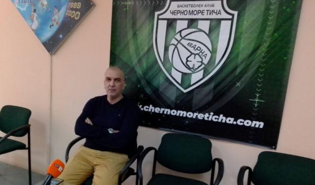 Мега трус в баскетбола - президентът на Черно море призна, че тимът е участвал в уговорени мачове