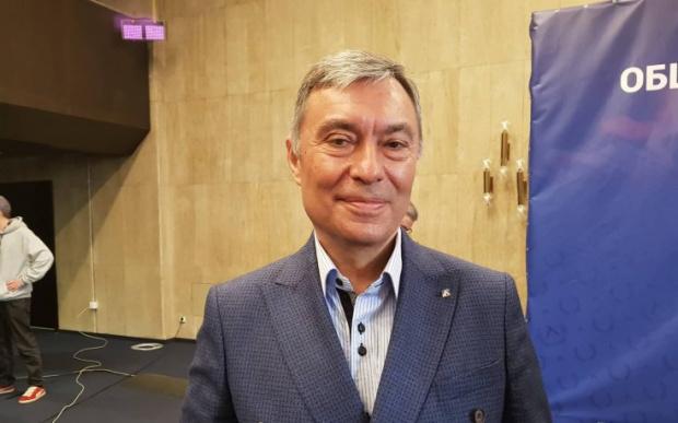 Дясната ръка на Васил Божков - Георги Попов, който беше