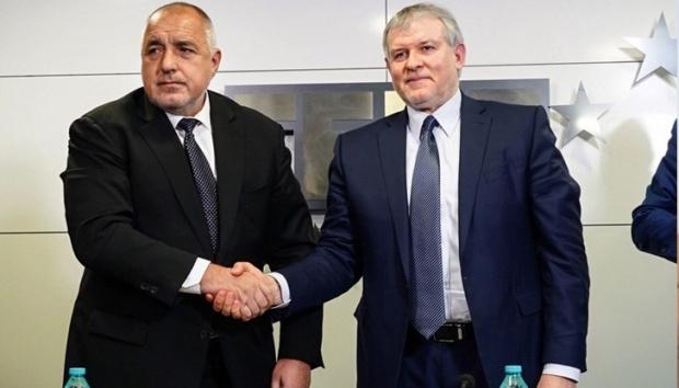 СДС и ГЕРБ отново са в коалиция и ще се