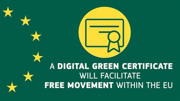 Готови сме с въвеждането на Европейския цифров зелен сертификат