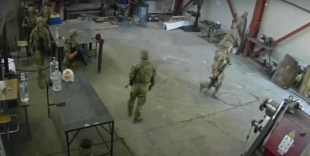 мерикански войници атакуваха по погрешка производственцех в Пловдивско и след