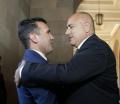 ВИДЕО Борисов се срещна със Заев и му каза: Радев не иска С. Македония в ЕС, ще лъже и ще се оправдава