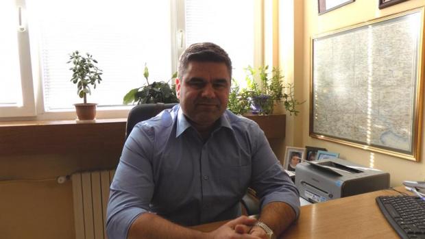"""Началникът на сектор """"Културно-исторически ценности"""" в ГД """"Национална полиция"""" Ангел"""