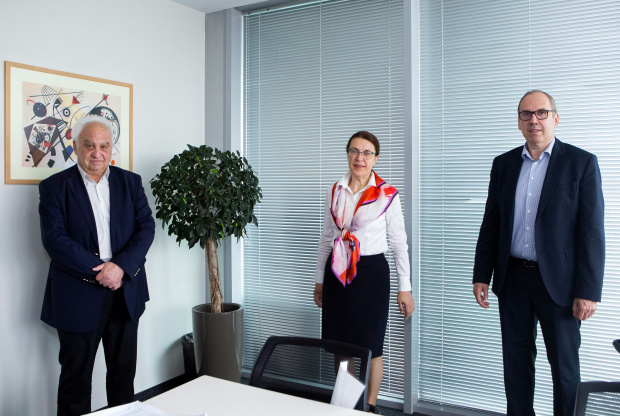 Международната логистична компания Гебрюдер Вайс поема бизнеса на Ренус България