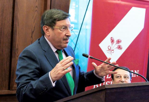 Максим Бехар бе преизбран за член на Борда на Форума на Бизнес Лидерите