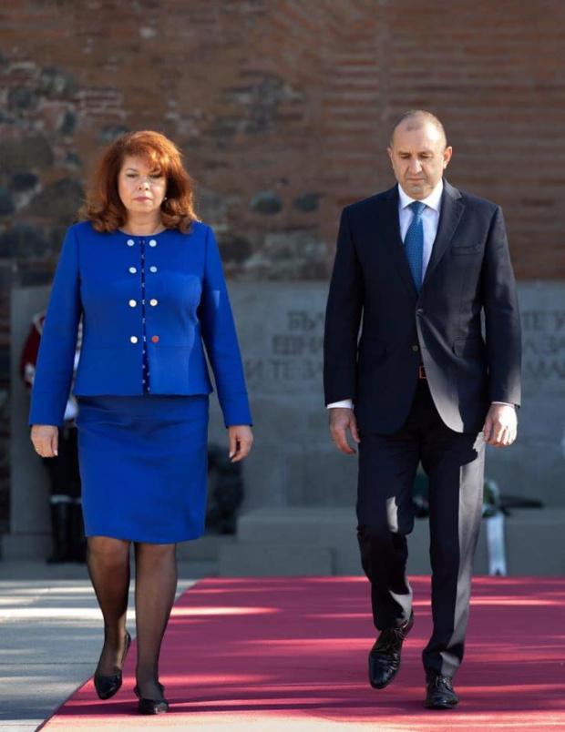 """Президентът Румен Радев ще открие конференцията """"Инициатива """"Три морета"""" –"""