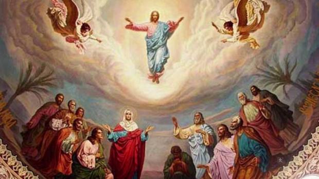 Спасовден, Възнесение Господне - отбелязва се 40 дни след Великден.