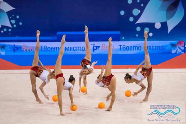 Националният ансамбъл на България изпълни програмата минимум на европейското първенство