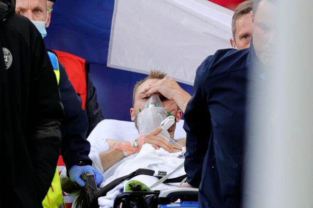 Звездата на датския национален тим Кристиан Ериксен отправи първи думи