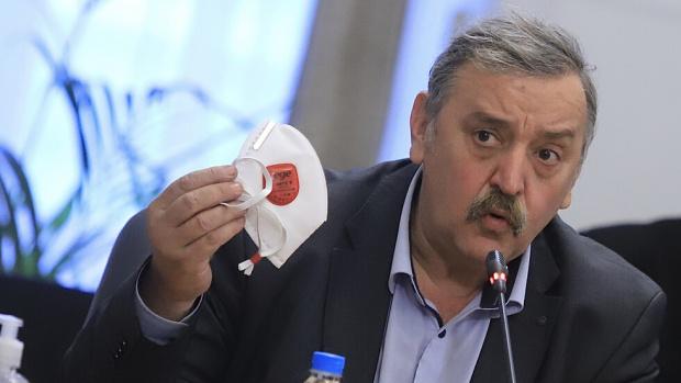 Управителният съвет на Български лекарски съюз предлага да се издаде