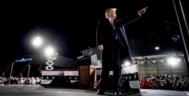 Бившият президент на САЩ Доналд Тръмп заяви, че Китай трябва