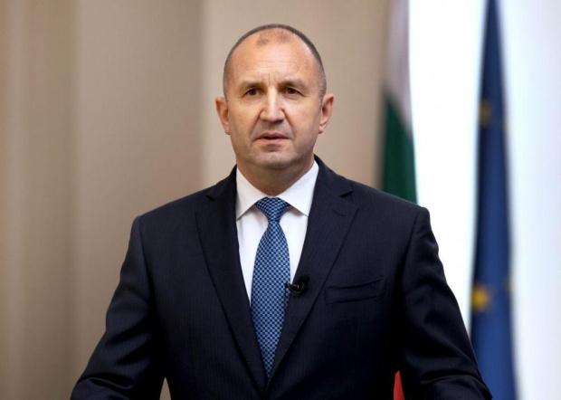 Президентът Румен Радев се срещна с премиера на РСМ Зоран Заев