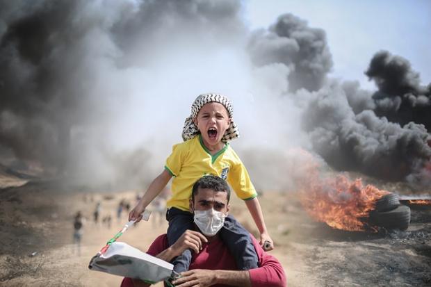 След нестабилното примирие: Израел нанесе въздушни удари в ивицата Газа