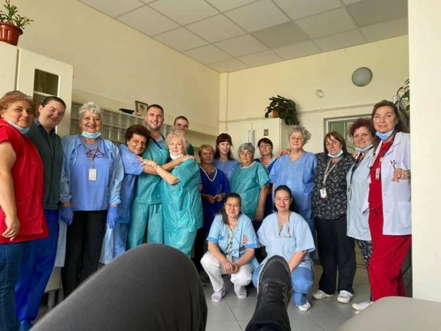 """""""Пирогов""""закри и последното си отделение за пациенти сCOVID-19. Това съобщиха"""