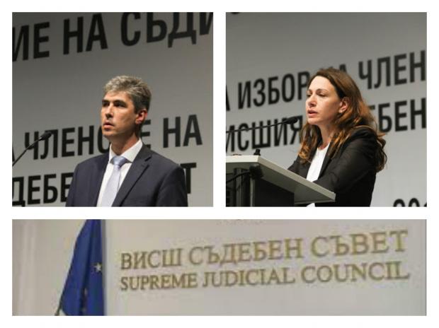 Двама членове на ВСС хвърлиха оставки. Причината е напрежението около