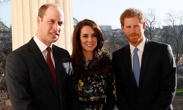 Сагата между принц Уилям и принц Хари изглежда никога няма