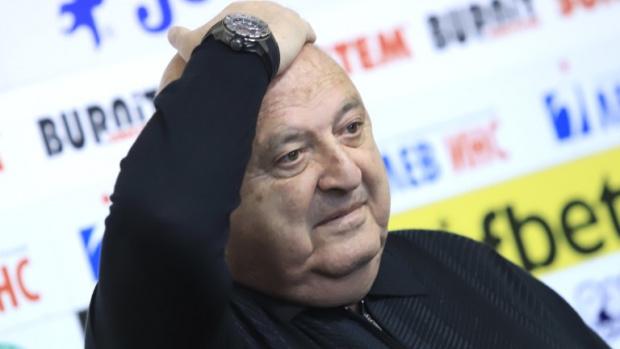Членът на Изпълнителния комитет на БФСВенцеслав Стефанов коментира вчерашната изява