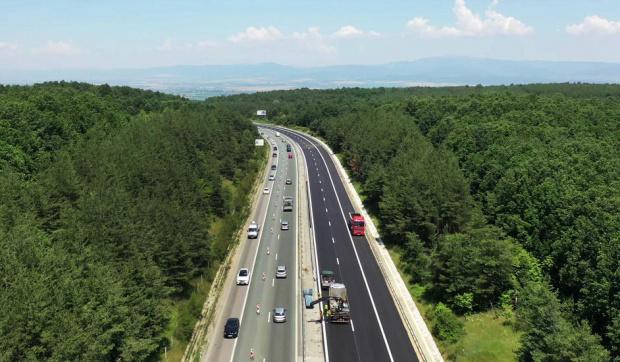 Институтът по пътна безопасност отчете ръст на загиналите по пътя.