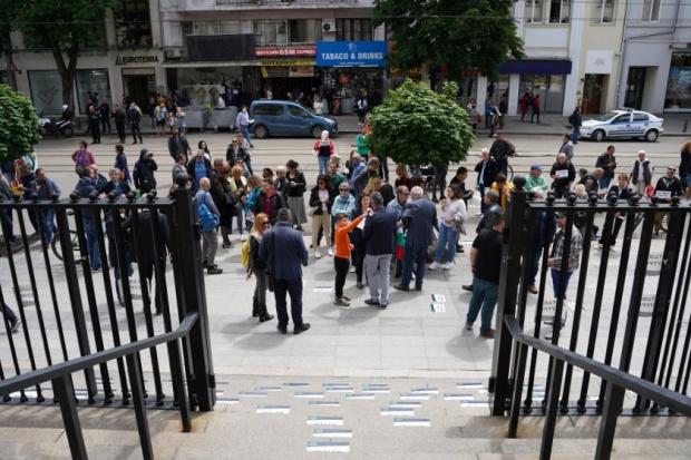 На фона на протести Висшият съдебен съвет избра шеф на спецпрокуратурата