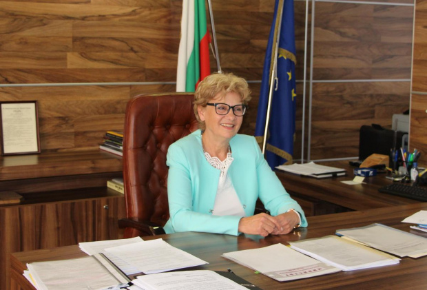Служебният министър на регионалното развитие и благоустройството Виолета Комитова съобщи