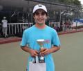 Младото дарование в родния тенис Робен Гавани с поредна победа в международен турнир
