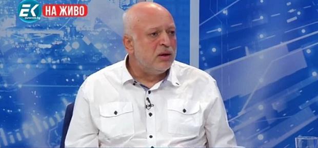 Проф. Минеков: МВР подхвана ремонта на Ларгото
