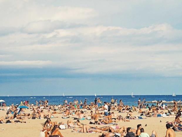 Извънредна проверка на два плажа в Созопол, няма нарушения