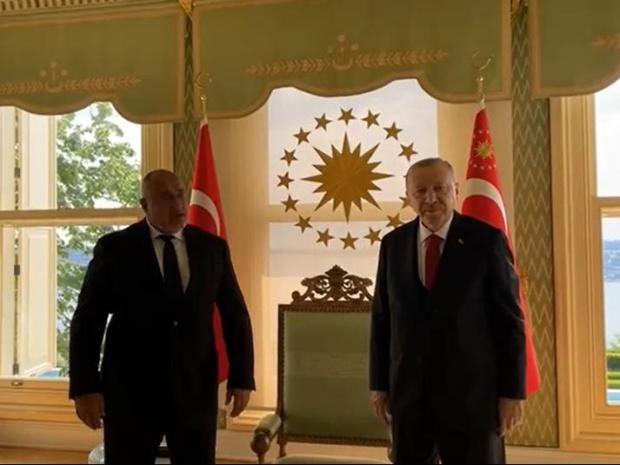 Каракачанов: Борисов търси помощ за изборите от Ердоган