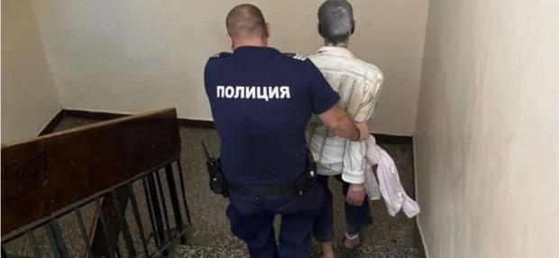 Скандал в изборна секция в София завърши с арест (ВИДЕО)