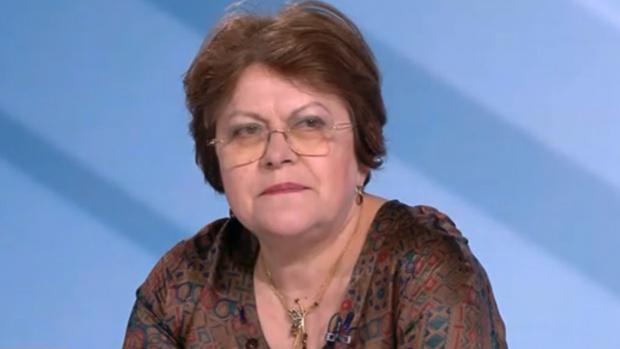 Дончева: Опасявам се да не ме накарат да подкрепям кабинет от несъстоятелни хора