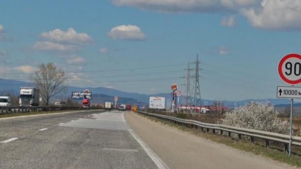 Вижте какви са алтернативните маршрути, за да избегнете тапите, ако пътувате към Южното Черноморие