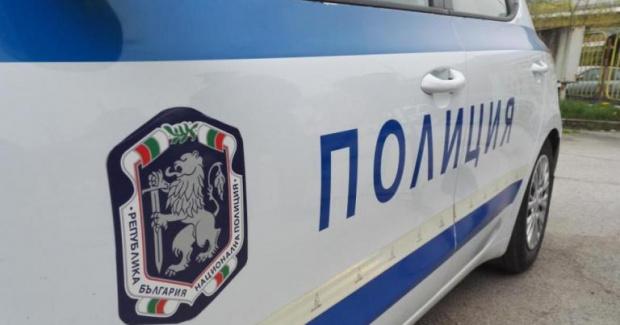 Пил шофьор помете моторист, основният път към Южното Черноморие - задръстен