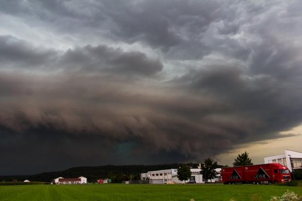 Жълт код за опасно време е обявен в 7 области на страната