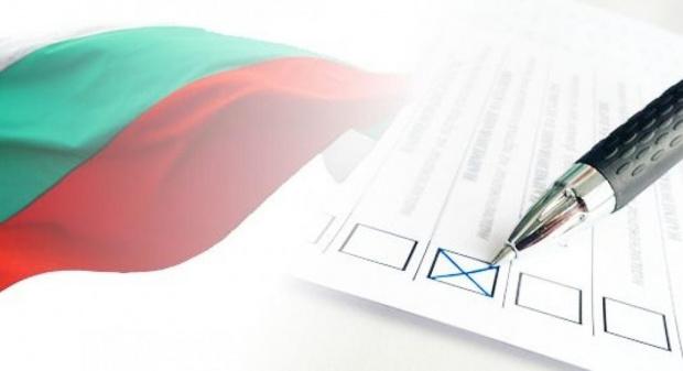 Разминаване на данните от протоколите и машинните разписки в три секции в чужбина