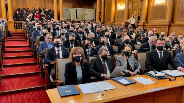 Тошко Йорданов: Ще предложим кабинет и ще проведем разговори за политиките, които трябва да се провеждат