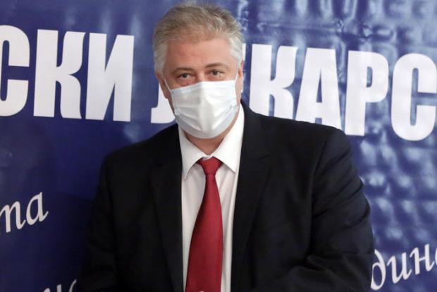 Балтов е в интензивното отделение на Клиниката по кардиология с хипертонична криза