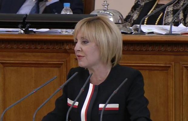 Манолова: Искаме правителство, но имаме условия