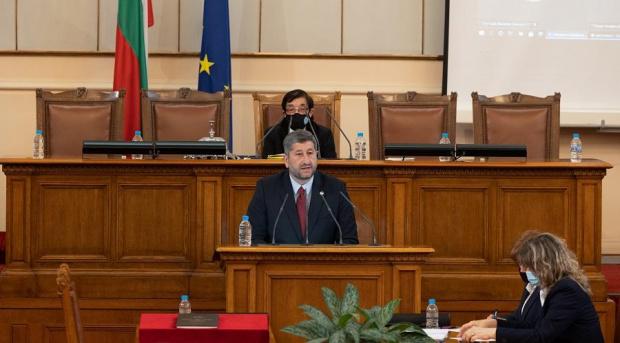 Христов Иванов: Трябва да прекъснем корупцията, няма да подкрепим правителство с ДПС