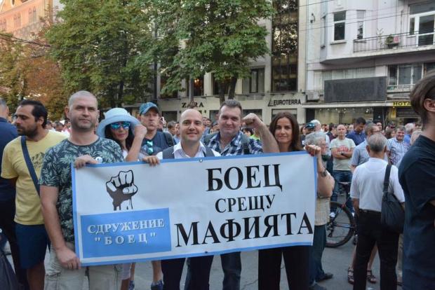 Председателят на БОЕЦ Георги Георгиев осъди прокуратурата