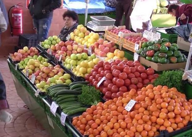 Инфлацията притисна и пазарите на едро за хранителни продукти