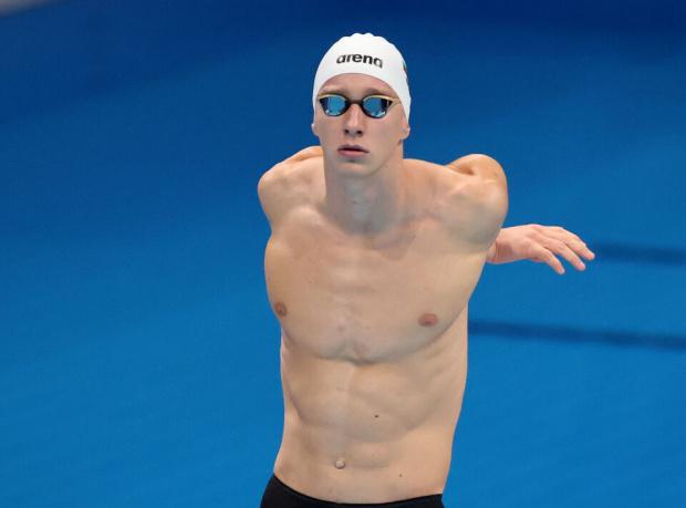 Епитропов не успя да влезе във финала, даде предпоследно време от 16 плувци на 200 метра бруст
