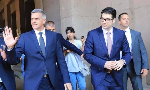 НС днесще изслуша днес служебния премиер Стефан Янев, вицепремиера Атанас