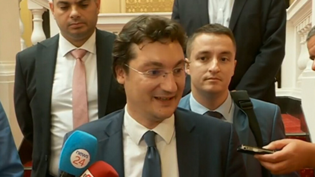 Крум Зарков: С ИТН се разбрахме какво ще прави следващият правосъден министър, не кой ще е