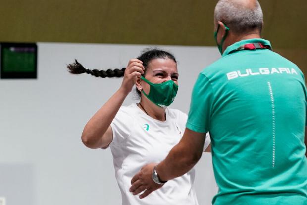 Антоанета Костадинова бе на косъм от втори медал от Олимпиадата, остана четвърта след престрелка