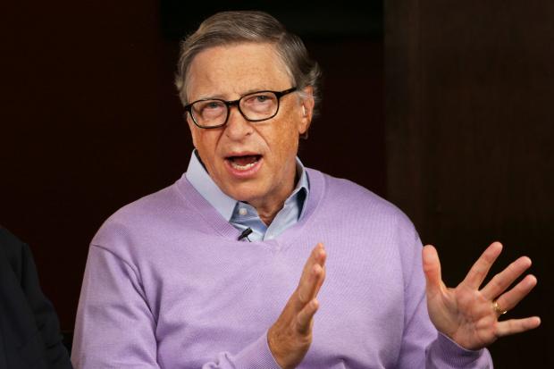 Бил Гейтс даде 10 000 долара за вечеря в турския курорт Бодрум