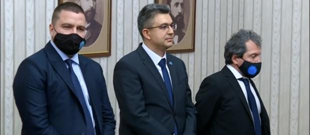 Първо изявление: Пламен Николов изброи петте приоритета, които стоят пред България