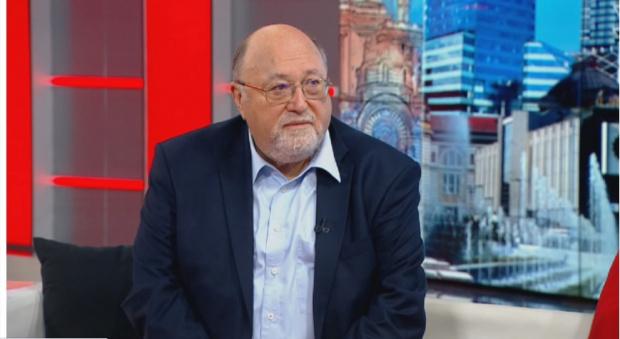 Страната е в политическа криза, виновни са партиите на протеста и БСП, обяви Александър Йорданов