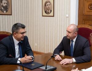 Кандидатът за премиер Николов: Мандатът може да бъде върнат изпълнен на президента и преди петък