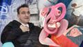 Васил Василев-Зуека емигрира от България и стана художник